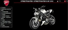 Thumbnail Ducati Streetfighter Service Repair Manual 2010