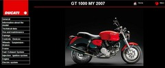 Thumbnail Ducati GT1000 GT 1000 Service Repair Manual 2007